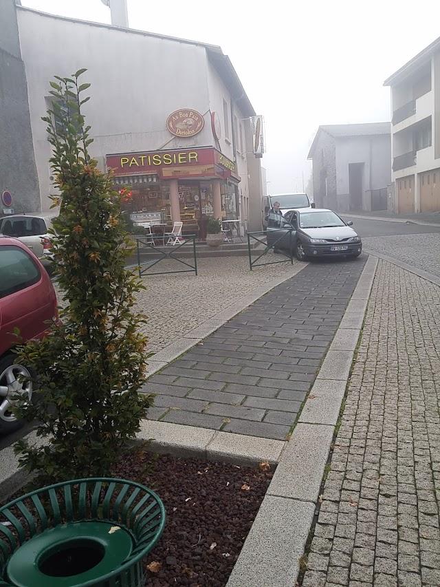 Boulangerie au Bon Pain Durtolois