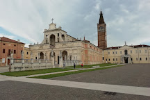 Abbazia di Polirone, San Benedetto Po, Italy