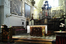 Chiesa di Santa Eufemia, Teglio, Italy