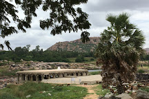 Purandaradasa Mantapa, Hampi, India