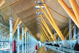 Автобусная станция   Madrid   Barajas Airport T4