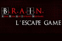 BRAIN, l'Escape Game, Lannion, France
