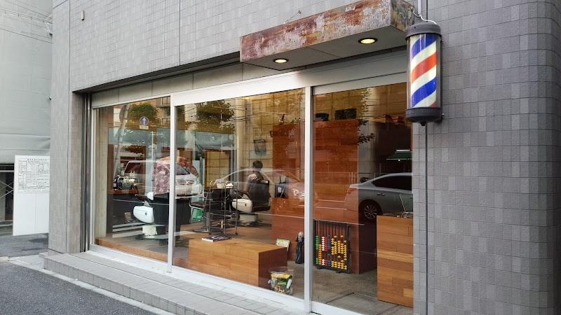 the barber shop ザ・バーバーショップ