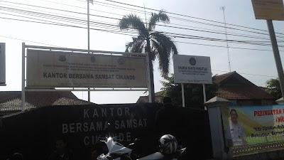 Kantor Bersama Samsat Cikande