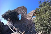 Castell de Burriac, Cabrera de Mar, Spain