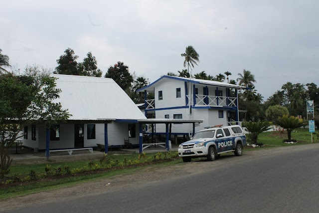 Pacific Harbour Police Post