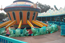 TriceraTop Spin, Orlando, United States