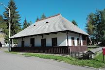 Voronet Monastery, Gura Humorului, Romania