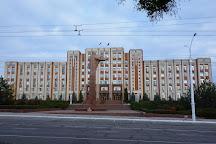 Supreme Soviet, Tiraspol, Moldova