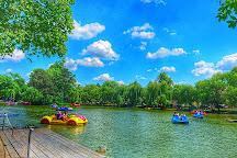 Simion Bărnuțiu Central Park, Cluj-Napoca, Romania