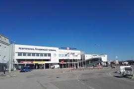 Автобусная станция   Reisisadam
