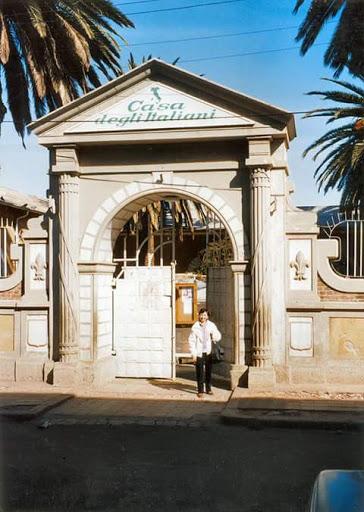 Casa degli Italiani Restaurant