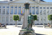 Place des Martyrs, Brussels, Belgium
