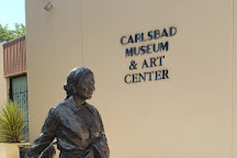 Carlsbad Museum and Art Center, Carlsbad, United States