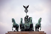 Raum der Stille am Brandenburger Tor, Berlin, Germany