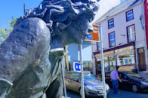 Rory Gallagher Statue, Ballyshannon, Ireland