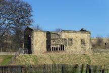 Hylton Castle, Sunderland, United Kingdom