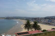 Playa de la Concha, Suances, Spain
