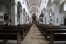 Dompfarrkirche Niedermunster, Regensburg, Germany