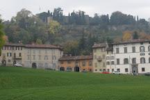 Rocca di Bergamo, Bergamo, Italy