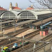 Train Station  Hlavní nádraží