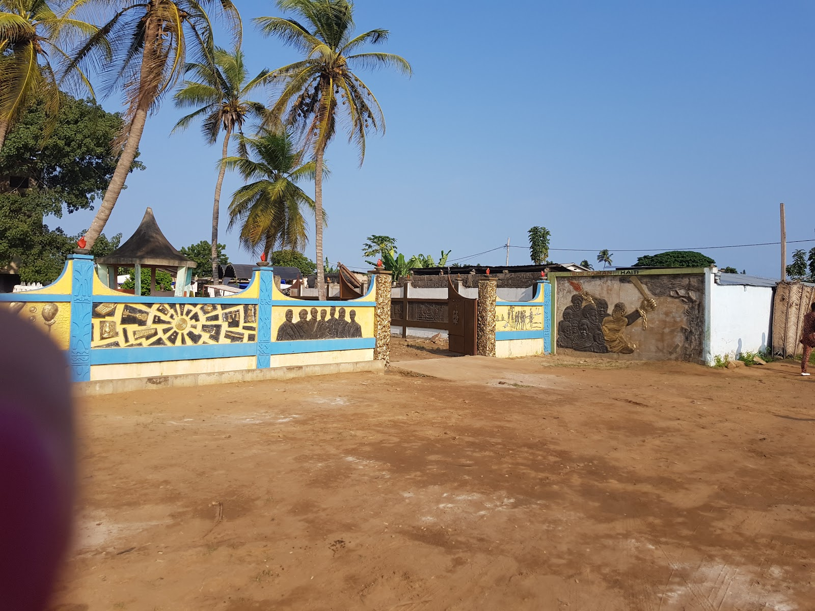 Visit Temple des Pythons on your trip to Ouidah or Benin