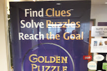 Golden Puzzle Room, Lakewood, United States