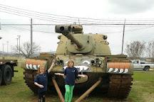 U.S. Veterans Memorial Museum, Huntsville, United States