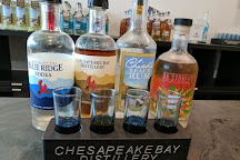 Chesapeake Bay Distillery, Virginia Beach, United States