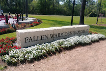 Fallen Warriors Memorial, Houston, United States