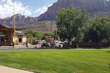 Springdale Visitor Center, Springdale, United States