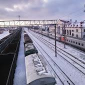 Железнодорожная станция  Kanash