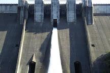 Tomisato Dam, Shikokuchuo, Japan