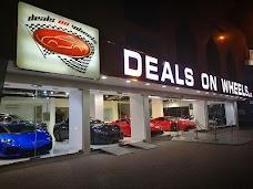 Deals on Wheels dubai UAE