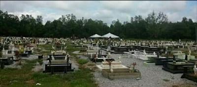 Tanah Perkuburan Islam Semariang