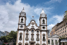 Matriz de Santo Antonio (Santissimo Sacramento), Recife, Brazil