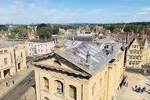 Clarendon Building, Oxford, United Kingdom