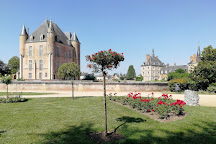 Chateau de Bellegarde, Bellegarde, France