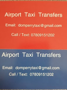 Airport taxi transfers salisbury