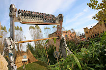 Chessington World of Adventures Resort, Chessington, United Kingdom