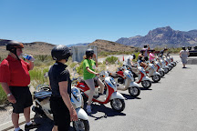 Red Rock Scooter Tours, Las Vegas, United States