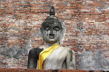 Wat Borom Puttharam, Ayutthaya, Thailand
