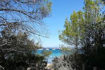 Plage d'Argent, Porquerolles Island, France