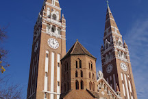 Domotor Tower, Szeged, Hungary