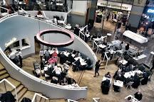 Shopping Stadsfeestzaal, Antwerp, Belgium