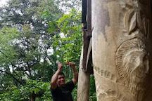 Talamanca Family Art, Hone Creek, Costa Rica