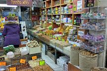 Levinski Market, Tel Aviv, Israel