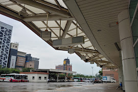 Автобусная станция   Suwon Bus Terminal