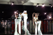 Kaiyodo Figure Museum Kurokabe in Nagahama Art Center, Nagahama, Japan