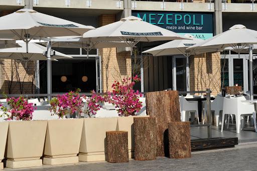 Mezepoli Restaurant Melrose Arch
